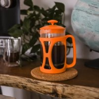 Looking for a French press to make the tastiest coffee or tea without spending a fortune? The Basel is a simple and easy to use French press that is sure to please. It is well designed, functional, durable, and will make the best coffee for you.