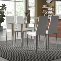 Travon 5 Piece Dining Set