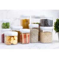 Outfit your home with some handy food storage with this set of 24 containers! This set includes 4 oz., 6 oz., and 8 oz. containers, and each one is crafted from clear, BPA- and lead-free plastic with a matching, colorful lid, so it's safe to use and easy to color code. And as an added bonus, these containers are both freezer- and microwave-safe, so you can easily help your food last longer and be easily reheated when you need it. Plus, they're also dishwasher safe for easy cleaning.