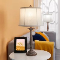 The classic table lamp design will never let you down, the whole lamp is mainly in warm colors. The lamp body adopts the old treatment, which allows the human body to realize that the baptism of the desk lamp after time is still upright, and the classic will never be outdated.