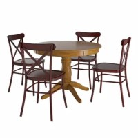 Hermitage 5 - Piece Dining Set