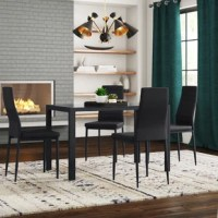 Edgeworth 5 Piece Dining Set