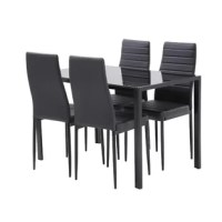 Avigdor 5 - Piece Dining Set