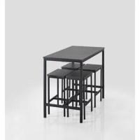 Babbi 5 - Piece Counter Height Breakfast Nook Dining Set