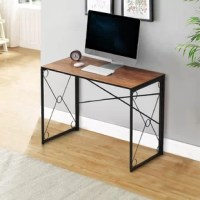 The desk provides enough space for study/work/entertainment. It is perfect for your traditional layout, and provide a comfortable working environment.