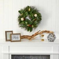 20'' PVC Wreath
