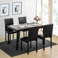 Rossitano 5 - Piece Dining Set