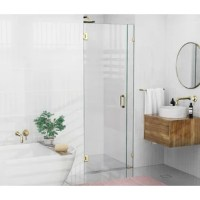 A Glass Warehouse frameless shower door can instantly make your bathroom look bigger and brighter, adding a fresh and modern feel yet having the versatility to complement any bathroom style. GW glass exceeds the American and International Standard codes. All GW shower doors are coated with the revolutionary invisible treatment - Enduroshield. This treatment repels water, soap scum and grime, helping to reduce cleaning time by up to 90%.