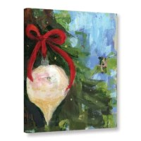 This product is a holiday reproduction featuring abstract Christmas décor. This is a fun piece that will look great in any room during your holiday festivities