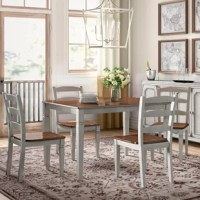 Ayleen 5 Piece Dining Set