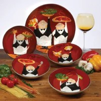 This Pasta Set is the perfect way to serve your favorite pasta dishes.
