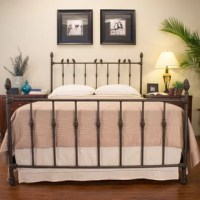 Birds, yes birds, bring the Georgetown Panel Bed to life. Its simple classic design is accented by a friendly flock of birds. The Georgetown Panel Bed is sure to bring a lot of personality to any room.