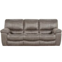 Do you like to relax?  If so this double reclining sofa is for you!  All seats are constructed with individually pocketed coil seats encased in foam and topped with a layer of plush form-fitting cool gel memory foam for maximum comfort.  This sofa boasts bold contrast stitching and is covered in a durable 100% polyester fabric for years of worry-free use.  Constructed using steel seat boxes and heavy-duty mechanisms we made sure to spend as much attention to detail on the inside as we do the...