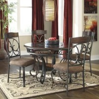 Garlington 5 Piece Dining Set