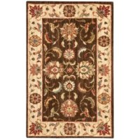 Bring a rare element of history, luxury and artistic sensibility into your home with this fine collection. Traditional classical Persian designs that were created centuries ago are featured in a dynamic interplay of patterns, colors, tones and textures. Turn any room into a sophisticated living area with these exquisitely crafted rugs.