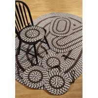 This Braided rug 7 piece set with room size rug and accessories is the perfect all in one rug set for any room, dorm, apartment or house.