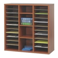 Your workspace is always changing, so when it does make sure it changes in style! With Après™ Modular Storage you can change your organization and storage options as you need them. Après works great in executive offices, managers offices, reception area, conference room, media center or training room. Use them together or individually to get the perfect amount of storage options. Additionally use pieces separately in lounge areas, home or work office, classroom or library. And if you ever...