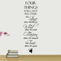 """If you would like to spice up a space with a unique graphic that looks like it was hand painted without the cost or effort, use this high quality wall decal for your décor. This graphic is easily applied and will not damage walls. It can be removed but not reused. Products can be applied to any smooth flat surface. It is not recommended for textured, sandy or freshly painted walls. Also walls that are painted with """"scrub able"""" paints are not suitable for this product."""