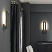 Forq 2-Light Outdoor Armed Sconce