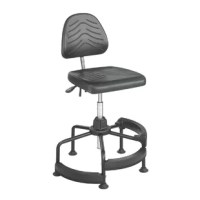 The going gets tough with the TaskMaster Deluxe Industrial Chair. Difficult tasks don't stand a chance.  With a 15 year warranty  8
