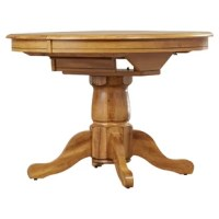 Florentia 5 Piece Extendable Solid Wood Dining Set