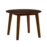 Antrim Drop Leaf Acacia Solid Wood Dining Table