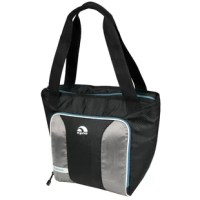 It's A Cooler Bag Igloo updated its well-known MaxCold® soft side line in 2014. Cooler bags, characterized by a blue-and-black design, now feature 25% more insulation, extra features, and performance materials to continue retaining ice and offering quality construction.