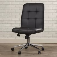 Beautifully upholstered with ultra-soft durable and breathable CaressoftPlus. The chair comes complete with spring tilt mechanism, adjustable seat height adjustment, tilt tension control and hooded double wheel casters.