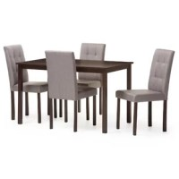Cappello 5 Piece Dining Set