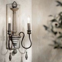 When it comes to the right light, your fixture can make it or break it. Find the light you love with this wall sconce! Showcasing a French-antique finish, this piece elevates your ensemble in country cottage style, making it an instant eye-catcher. Two curved arms each support any candelabra-base bulb up to 60 W (not included), while a damp location rating makes it the perfect pick for your bathroom or enclosed patio arrangement.