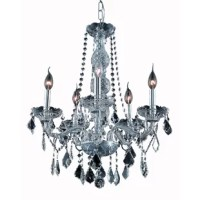 Petties 5 - Light Candle Style Classic / Traditional Chandelier