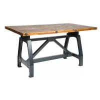Caseareo Solid Wood Dining Table