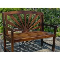The outdoor garden bench is a beautifully designed park bench that accentuates the outdoor look of your garden or patio. This bench offers a comfortable seat that you can sit on and relax with your dear ones. It is highly durable and resistant to various changes in the climatic conditions. This outdoor garden bench is made from premium-quality acacia hardwood that makes it a sturdy and durable bench. It is resistant to mildew and prevents the growth of microbes such as fungus and molds. This...