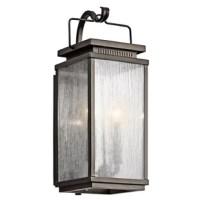 Conesville 2-Light Outdoor Sconce