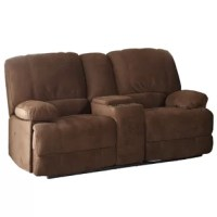 Give your home a new look with this transitional Lerch Reclining Sofa that was built for the family and entertaining. This Sofa has been designed to provide a comfortable seating atmosphere by being covered in a soft polyester fabric that is easy to clean while featuring dual reclining mechanisms and a storage console equipped with 2 cup holders. The Lerch will be a focal point of the home and a place where memories will be created for a lifetime.