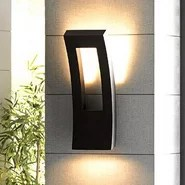 Cutting edge abstract design to complement modern architecture. Energy efficient indirect ambient lighting and down lighting creates bright, beautiful spatial illumination for superb security and architectural accent. Dawn provides a distinctive profile that reflects the best in urban refinement and sophistication.