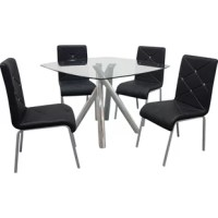 Bax 5 Piece Dining Set