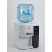 Compact solution for home or office use. Select operation modes--normal or energy saver. Holds standard three or five-gallon bottles (water bottles not included). Push-button faucets for cold and hot water. Child safety guard on the hot water valve. Includes removable drip tray and built-in cup storage compartment. Includes convenient drain plugs for hot and cold water reservoirs. Separate on/off power switches for hot and cold water operations. warning: cancer and birth defect/reproductive...