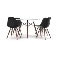 Avers 5 Piece Dining Set