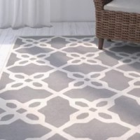 Bring classic style to your bedroom, living room, or home office with a richly-dimensional Breakwater Bay Linden Rug. Artfully hand-tufted, these plush wool area rugs are crafted with plush and loop textures to highlight timeless motifs updated for today's homes in fashion colors.