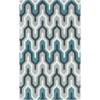 With a look that is sure to remain a timeless part of your home decor for years to come, the flawless rugs found within this collection offer an exquisite addition from room to room within any home decor. Hand-tufted in 100% polyester, these perfect pieces not only possess a durable construction type but also brilliantly blend elements of trend through their unique patterns and color with a series of scintillating shades found within each.