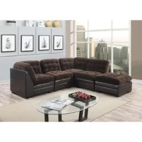 Upholstered in ultra-soft champion microfiber, this Wilksboro Modular Sectional with Ottoman is the perfect sectional for melting into after a long day. This sectional with ottoman offers a modular styling allowing you to create the perfect piece for your own living space.