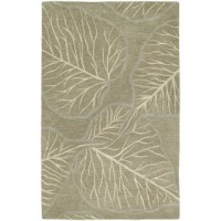 Define space in the den or make a bold statement in the master suite with this hand-tufted wool rug, showcasing a bold abstract design.