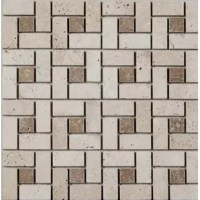 Featuring a stunning ivory color, this timeless mosaic can be used in many applications. Whether installed as flooring, backsplash or even a countertop, this mosaic is sure to bring style and elegance to your home.