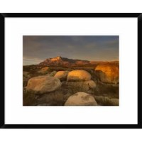 Custom framed museum quality digital reproduction. Published on archival premium matte paper. Frame: Tribeca black narrow. Matting: Bright white on bright white. Acrylic glazing. Handmade in the USA.