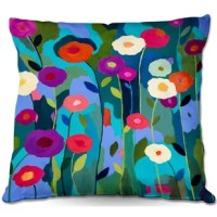Toss this decorative pillow on any bed, sofa or chair and add personality to your chic and stylish decor. Lay your head against your new art and relax! Each purchase supports the artist who created the image. Made of woven polyester material that is super soft and cozy.