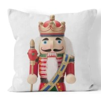 This fun pillow adds an element of whimsy to your decor! This pillow is soft but hard wearing. The design is printed on both sides of the pillow, making the pillow reversible. Quality construction includes a concealed zipper with polyester microfiber filling.