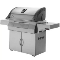 Traditional charcoal grilling is easy with the Charcoal Grill at your disposal. From its commercial quality full sized cooking area, to the easy loading charcoal door, Napoleon's Charcoal Professional Grill has everything a griller would need.