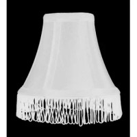 If your home is feeling a little stale, refreshing your lighting fixtures can often give your spaces a new look – and adding a new shade to your favorite luminary is a budget-friendly way to do just that! Take this one for example: this 6'' bell shade is ideal for capping off any luminary with a glam touch thanks to its tassel fringe and classic silhouette. Crafted from shantung silk, this shade features a clip on fitter, so it can be easily added to your lamps.