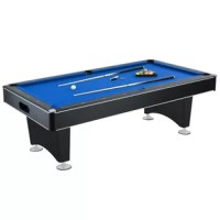 Our Hustler line of pool tables offer the type of style, quality and durability you expect from Hathaway games. This Hustler Pool Table is much higher quality than